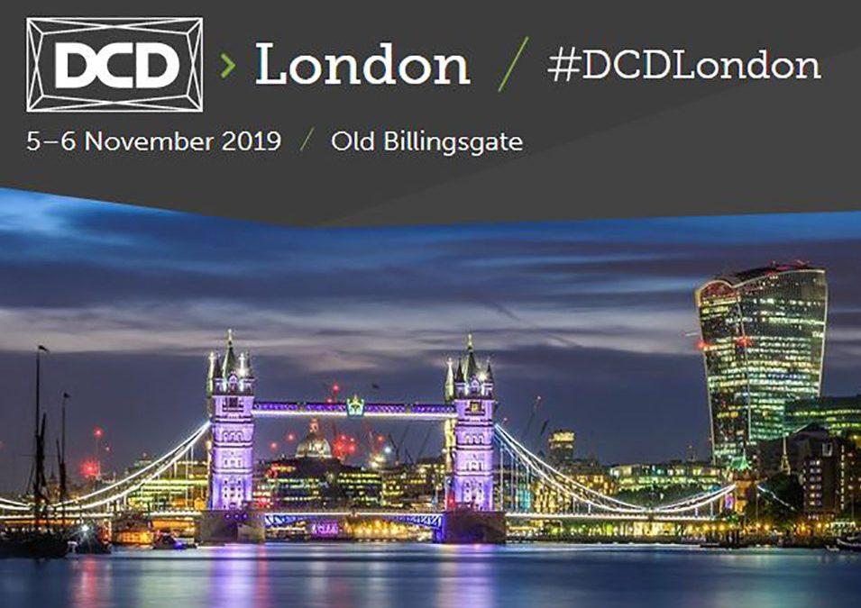 iKugu visitó el DCD-London 2019